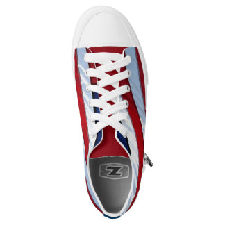 Star Spangled banner shoes Printed Shoes