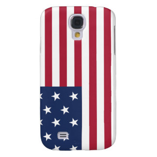 Star Spangled Banner With 13 Stars Samsung Galaxy S4 Covers