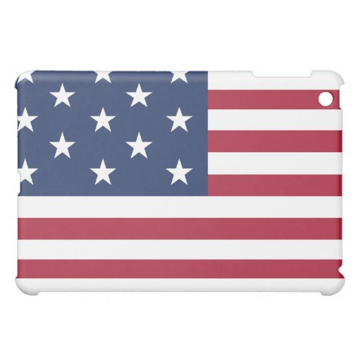 Star Spangled Banner With 13 Stars Cover For The iPad Mini