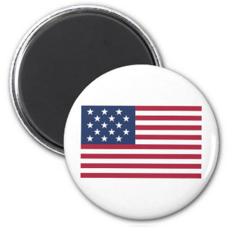 Star Spangled Banner With 15 Stars Refrigerator Magnets