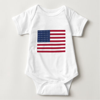 Star Spangled Banner With 48 Stars T Shirt