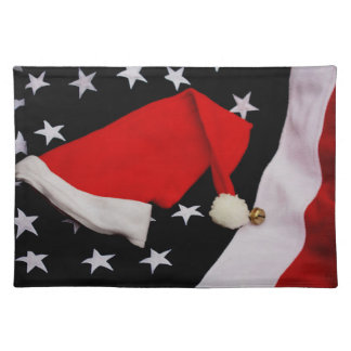 Star-Spangled Christmas Placemat