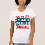 Star Spangled Hammered T-shirt
