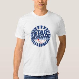 Star Spangled Hammered Tee Shirts