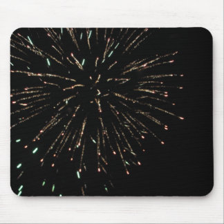 Star Spangled Mouse Pad