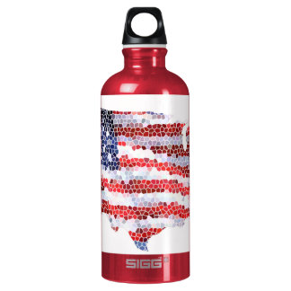 Star Spangled SIGG Traveller 0.6L Water Bottle