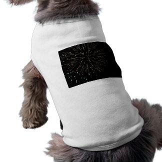 Star Spangled Sleeveless Dog Shirt