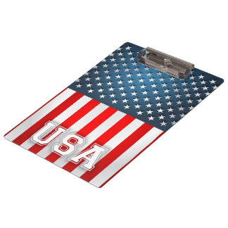 Star-Spangled Style Clipboard
