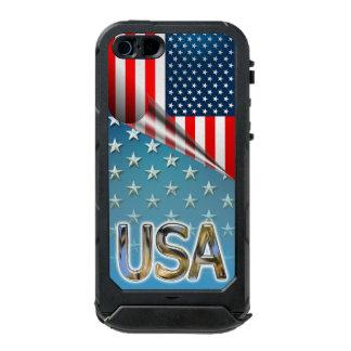 Star-Spangled Style Incipio ATLAS ID™ iPhone 5 Case