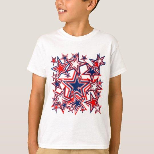 star spangled T-Shirt