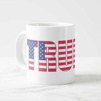 "Star Spangled ""Trump"" Giant Coffee Mug"