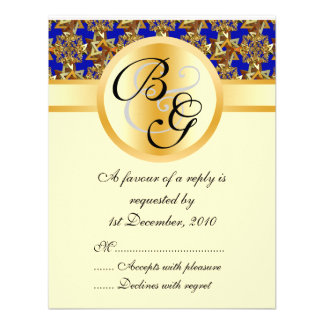 Star Spangled Wedding Set Custom Announcements