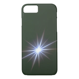 Star. (star;space;close-up;light_Space Scenes iPhone 7 Case