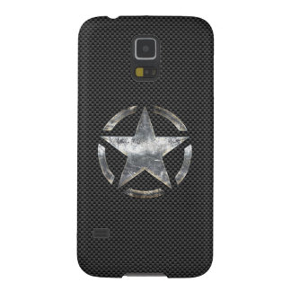 Star Stencil Retro Decal Digital Camo Style Cases For Galaxy S5