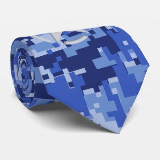 Star Stencil Vintage Jeep Decal Blue Digital Camo Tie