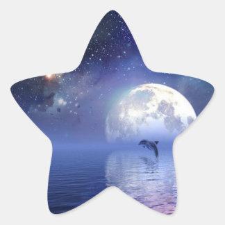 Star Stickers, Glossy Star Sticker