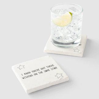 star stone beverage coaster