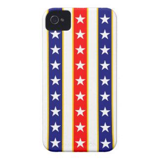 Star Stripe 3 Case-Mate iPhone 4 Case