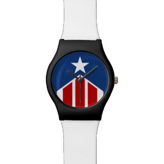 Star & Stripes Watch