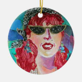 Star Struck Christmas Ornament