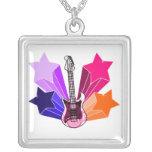 Star Struck Guitar Custom Jewelry