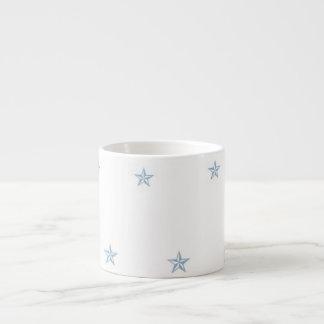 Star Studded Espresso Mug