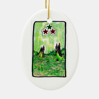 Star Swamp Ornament