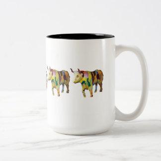 """Star the Wishing Ox"" 15 oz mug"
