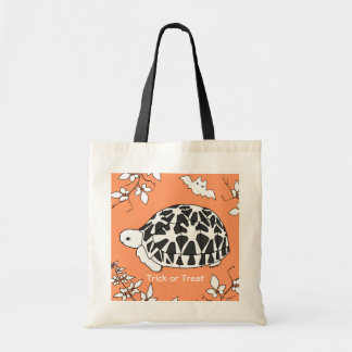 Star Tortoise & Bat Halloween Bag