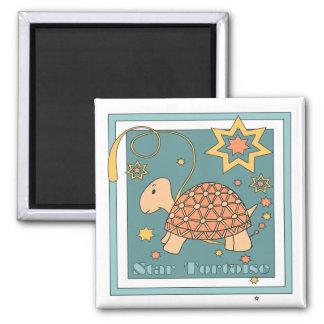 Star Tortoise Magnet (stars)