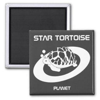 Star Tortoise Planet Magnet