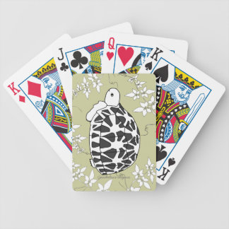 Star Tortoise Playing Cards (leaves susie)