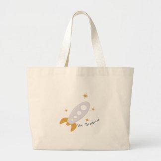 Star Treatment Jumbo Tote Bag