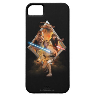 Star Wars Graphic Barely There iPhone 5 Case
