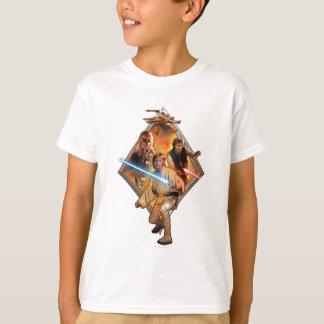 Star Wars Graphic Tee Shirts