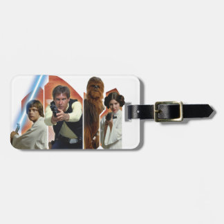 Star Wars Group A Luggage Tag
