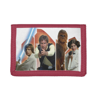 Star Wars Group A Trifold Wallet