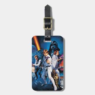 Star Wars Poster B Luggage Tag
