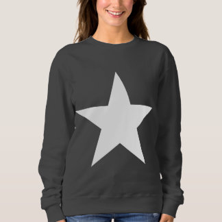 Star (white) / Women's Sweatshirt