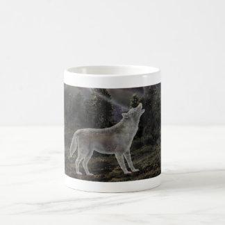 Star Wolf Coffee Mug