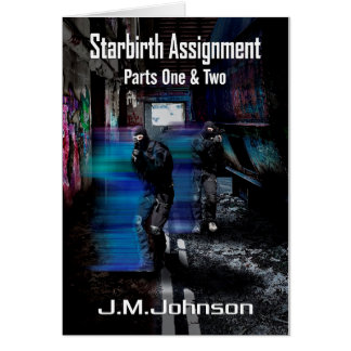 Starbirth Assignment Parts One & Two Card