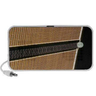 Starboard solar array wing panel iPhone speakers