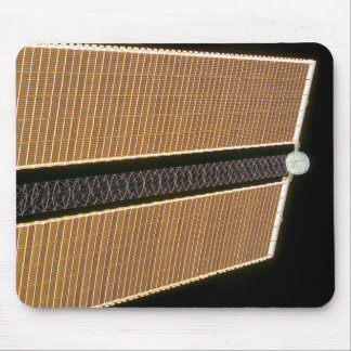 Starboard solar array wing panel mouse mat