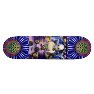 Starburst Alein Creation Skate Board Decks