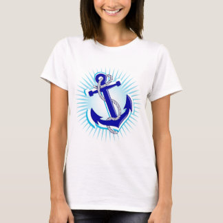 Starburst Anchor T-Shirt