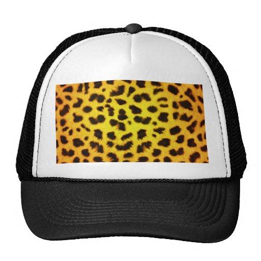 Starburst Animal Print Hats