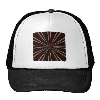 Starburst Cap Mesh Hat