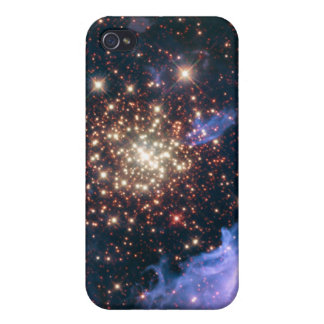 Starburst Cluster Shows Celestial Fireworks Case For The iPhone 4