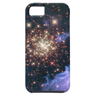 Starburst Cluster Shows Celestial Fireworks iPhone 5 Cases