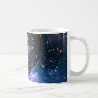 Starburst Clusters Basic White Mug